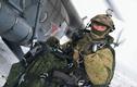 Mục kích lính Nga-Belarus nhảy dù dưới cái lạnh âm độ