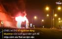 Video: Xe bus cháy rừng rực, hàng chục người thiệt mạng