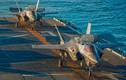 F-35B của Mỹ lần đầu tiên cất cánh trên Biển Đông