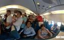 Video: Khoảnh khắc máy bay Vietnam Airlines đáp nhầm đường băng tại Cam Ranh