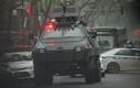 Cận cảnh xe thiết giáp Việt Nam tham gia bảo vệ thượng đỉnh Mỹ - Triều