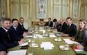 Lý do ứng viên Tổng thống Ukraine Zelensky gặp Tổng thống Pháp?