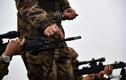 Phát hoảng màn huấn luyện với hạt gạo của lính bắn tỉa Trung Quốc
