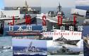 Bủa vây Trung Quốc: Sức mạnh trên biển của Nhật Bản (kỳ 1)