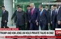 Tổng thống Mỹ đầu tiên đặt chân lên đất Triều Tiên và cái bắt tay lịch sử