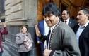 Tổng thống Bolivia vừa bị lật đổ Morales rời Mexico đến Cuba