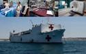 Đột nhập tàu quân y 1000 giường của Hải quân Mỹ: Hiện đại đến mức choáng ngợp!