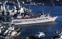 Đến lượt Nga tung tàu bệnh viện siêu khủng vào cuộc chiến chống đại dịch