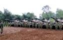Lần đầu tiên xe tăng T-62 Việt Nam xuất hiện với số lượng lớn