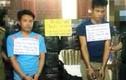 Bộ đội, công an Việt-Lào phối hợp bắt 1 tấn cần sa