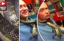 Video: Kinh ngạc cảnh rắn tự ăn thịt chính mình