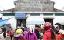 Cháy chợ ngày cuối năm ở Nghệ An, nhiều hàng hóa bị thiêu rụi