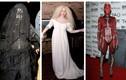 Sởn da gà với trang phục Halloween kinh dị của sao Hollywood