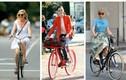 Ấn tượng với thời trang xe đạp dạo phố của sao Hollywood