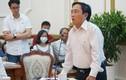 """Doanh nhân Nguyễn Văn Đực: """"Xin lỗi tôi nói thẳng, làm chậm nhất là Văn phòng UBND TP và Sở TN-MT"""""""