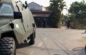 Nổ súng sới bạc 4 người chết: Xe bọc thép và hàng trăm cảnh sát vây bắt thượng úy CA