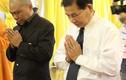 Nguyên Chủ tịch nước viếng tang Đệ nhất Phó pháp chủ GHPGVN