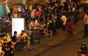 """Cận cảnh """"cung đường nhậu"""" lớn nhất Sài Gòn trên đại lộ nghìn tỷ"""