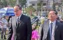 Nhiều cán bộ cấp cao đến viếng ông Nguyễn Bá Thanh