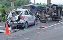 Tai nạn liên hoàn trên cao tốc TP HCM-Trung Lương nhiều người thương vong