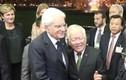 Ảnh lãnh đạo TP HCM hội kiến, chiêu đãi Tổng thống Italia