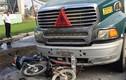 TP HCM: Xe bồn tông hàng loạt xe máy, nhiều người trọng thương