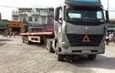 Thai phụ tử vong thương tâm dưới gầm xe container