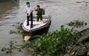 Thi thể đeo ba lô đầy đá trôi lững lờ trên sông Sài Gòn