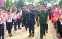Ảnh: Thủ tướng Campuchia Hun Sen thăm Di tích lịch sử đoàn 125