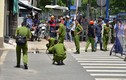 Kinh hoàng hai thanh niên chém gục nhau giữa phố Sài Gòn