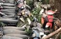 Trung tá, trưởng Công an xã đem 20 xe vi phạm… bán đồng nát