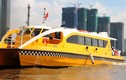 Cận cảnh tàu bus đường sông đầu tiên ở Sài Gòn vừa hạ thủy