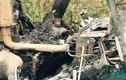 Tài xế xe tải chết cháy sau cú tông khủng khiếp vào gốc cây
