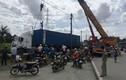 Trong một ngày, 3 người thương vong vì container ở cửa ngõ Sài Gòn