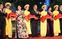 Ảnh: Chủ tịch Quốc hội tham quan đường hoa Nguyễn Huệ