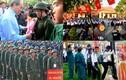 Ảnh: Hàng trăm thanh niên TP HCM hăng hái lên đường nhập ngũ