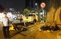 Hãi hùng hiện trường xe bán tải gây tai nạn kinh hoàng ở TP.HCM