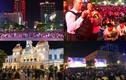 """Cảnh tượng """"kỳ lạ"""" trên phố đi bộ Nguyễn Huệ trước giờ bắn pháo hoa 30/4"""