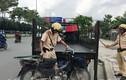 3 xe máy của người vi phạm bị mất ở Đội CSGT Cát Lái