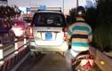 """Xe biển xanh """"chạy láo"""" trên cao tốc TP HCM - Long Thành - Dầu Giây"""