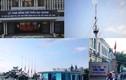 TP HCM: Nhiều cơ quan, đơn vị treo cờ rủ chuẩn bị Quốc tang Chủ tịch nước