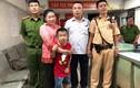 Đội nhà thua trận, bé trai người Malaysia đi lạc đến tận hầm Thủ Thiêm