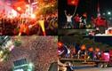 """Những hình ảnh """"chưa từng thấy"""" trong đêm Việt Nam vô địch AFF Cup 2018"""