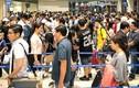 """Chưa vào cao điểm Tết, sân bay Tân Sơn Nhất đã """"dự kiến"""" đạt kỷ lục?"""