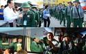 TP HCM: Nước mắt và nụ cười trong ngày tiễn tân binh nhập ngũ