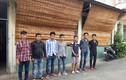 Tiền Giang: Hàng chục thanh niên mang hung khí đi giải quyết mâu thuẫn