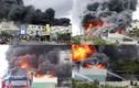 Thiệt hại kinh hoàng sau vụ hỏa hoạn tại KCN Việt Hương 1