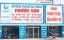 """PKĐK Phước Sơn ở vùng ven Sài Gòn sử dụng nhân viên y tế """"dỏm"""""""