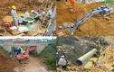 Điểm lại 11 lần đường ống nước sạch sông Đà bị vỡ