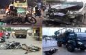 Những vụ tai nạn giao thông thảm khốc tuần qua (1/11 - 7/11/2015)